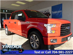 2017 F-150 SuperCrew Cab, Pickup #70381 - photo 1