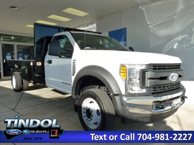 2017 F-450 Regular Cab DRW #70458 - photo 1