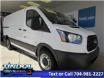 2017 Transit 150 Low Roof, Cargo Van #70675 - photo 1