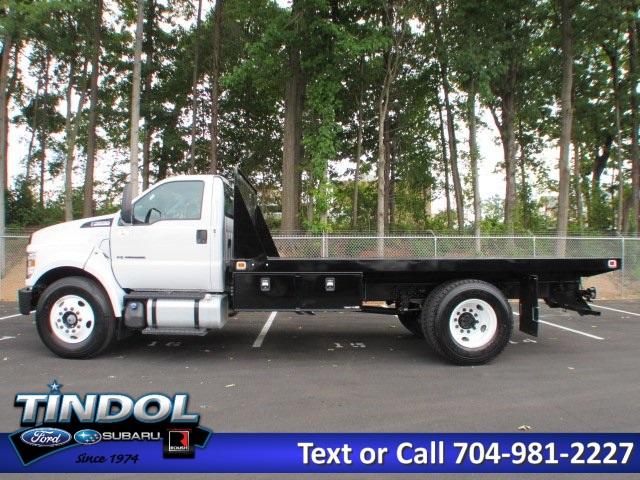 2017 F-650 Regular Cab, Platform Body #70834 - photo 3