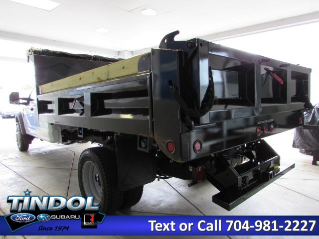 2017 F-550 Crew Cab DRW 4x4, Dump Body #70910 - photo 2