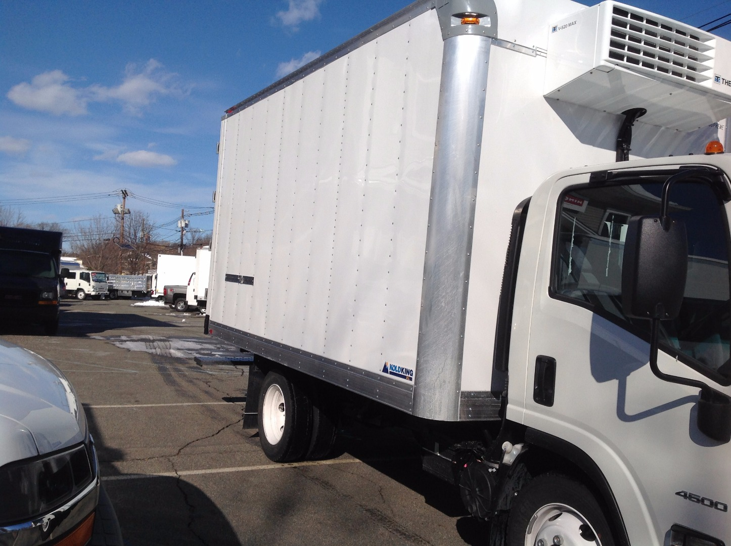 2016 LCF 4500 Regular Cab, Supreme Refrigerated Body #C162070 - photo 5