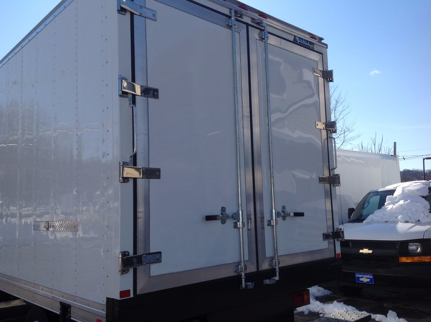 2016 LCF 4500 Regular Cab, Supreme Refrigerated Body #C162070 - photo 8