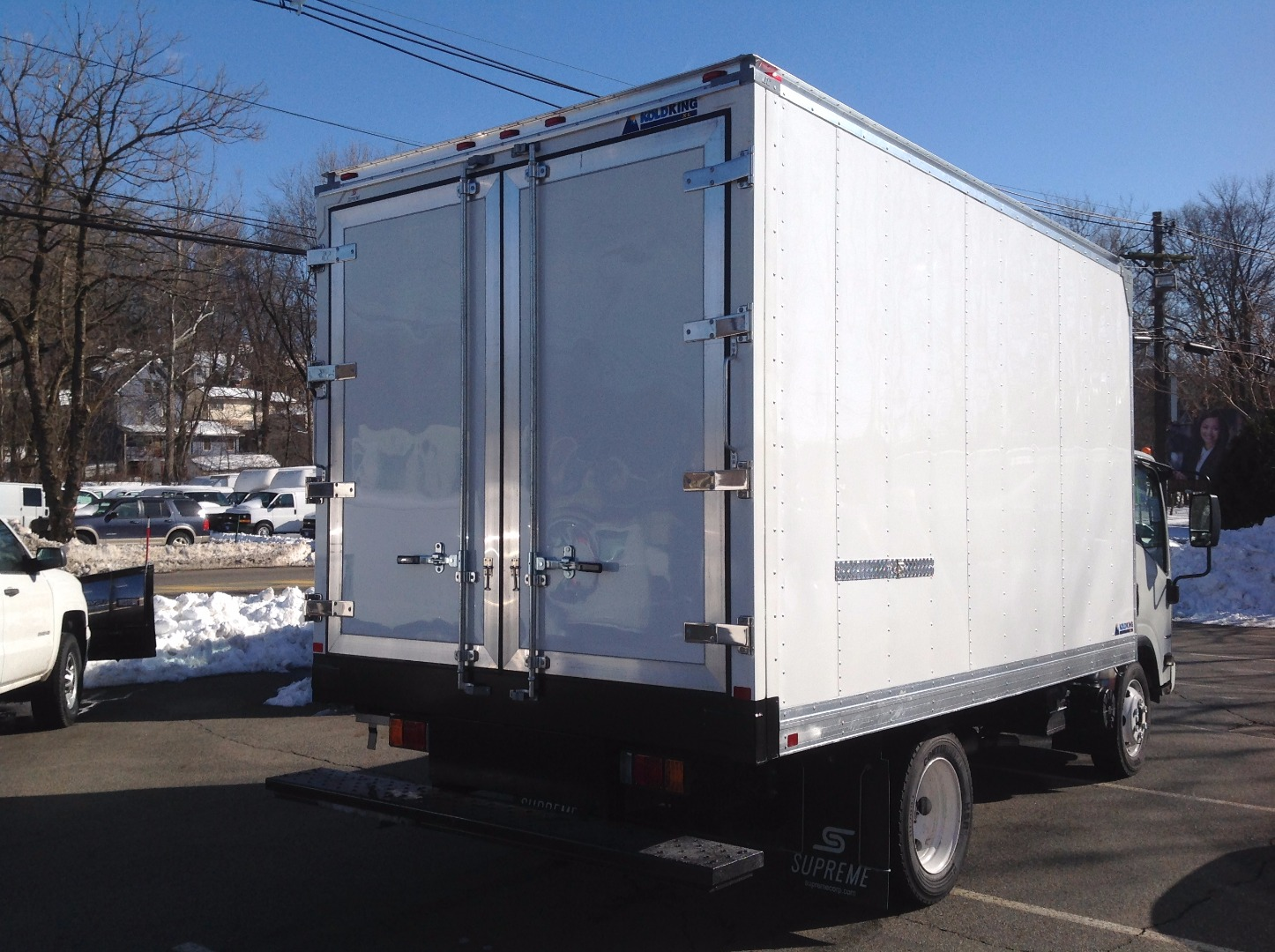 2016 LCF 4500 Regular Cab, Supreme Refrigerated Body #C162070 - photo 2