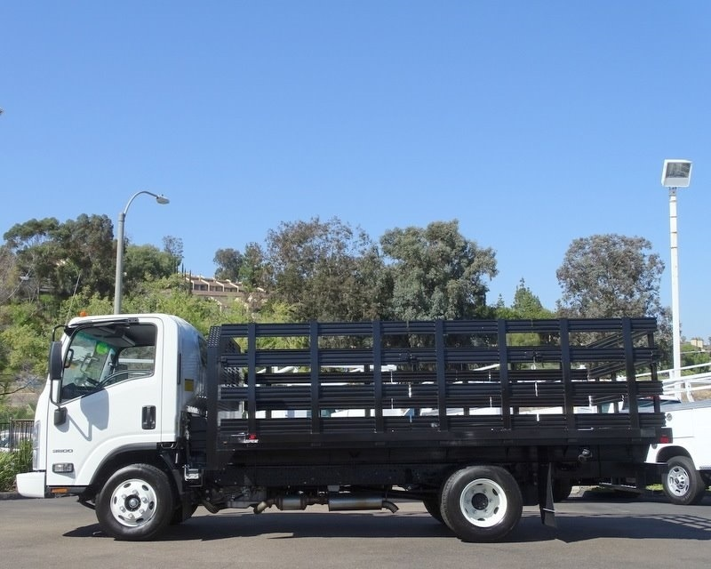 2016 Low Cab Forward Regular Cab, Supreme Stake Body Stake Bed #164001 - photo 4