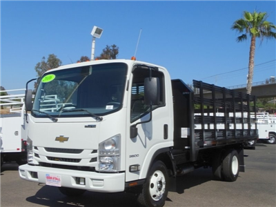 2016 Low Cab Forward Regular Cab, Supreme Stake Body Stake Bed #164001 - photo 3