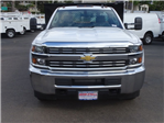 2017 Silverado 3500 Regular Cab DRW, Harbor Black Boss Stakebed Stake Bed #173168 - photo 7