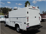 2017 Silverado 3500 Regular Cab DRW, Service Utility Van #173358 - photo 2