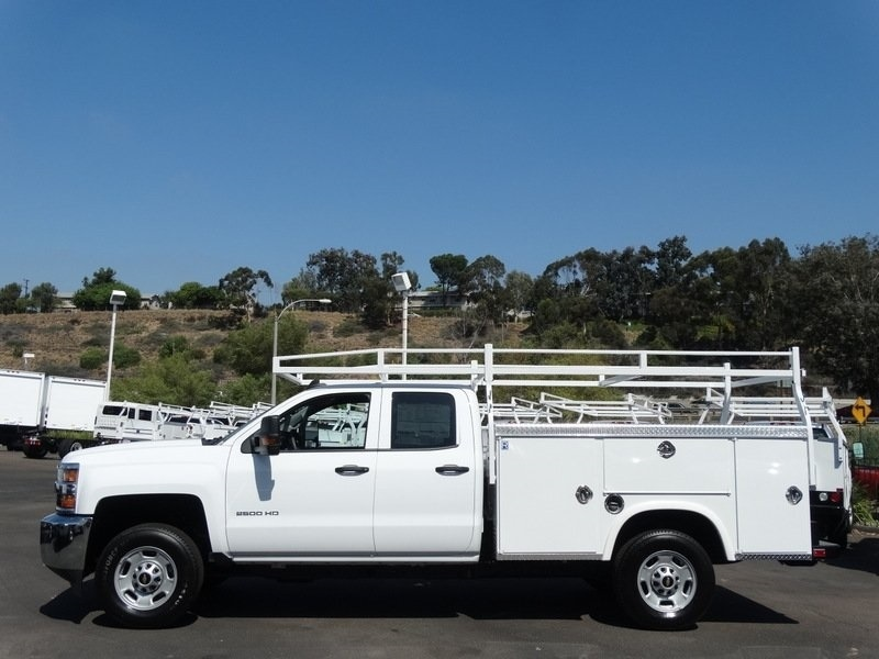 2017 Silverado 2500 Regular Cab, Royal Service Bodies Service Body #173432 - photo 6