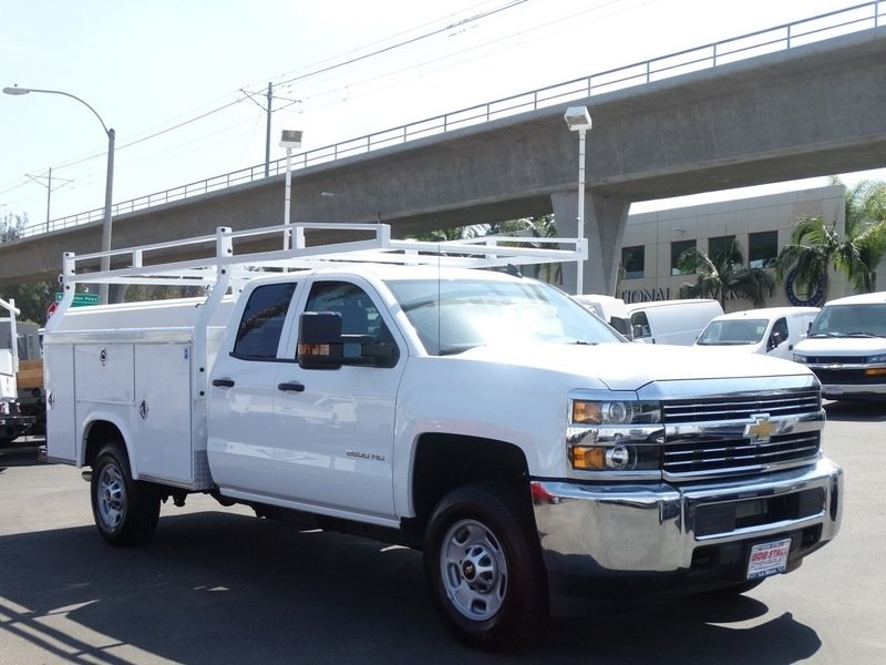 2017 Silverado 2500 Regular Cab, Royal Service Bodies Service Body #173432 - photo 9