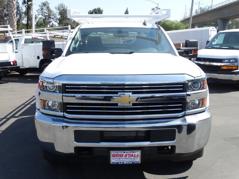 2017 Silverado 2500 Regular Cab, Royal Service Bodies Service Body #173432 - photo 10