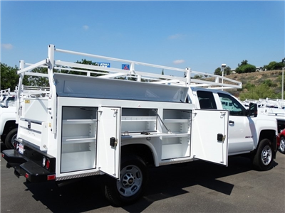 2017 Silverado 2500 Regular Cab, Royal Service Bodies Service Body #173432 - photo 29