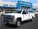 2017 Silverado 2500 Regular Cab, Royal Service Bodies Service Body #173432 - photo 1