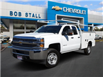 2017 Silverado 2500 Double Cab, Knapheide Standard Service Body #173433 - photo 1