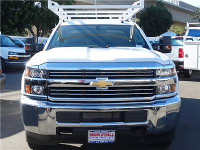 2017 Silverado 2500 Double Cab, Royal Service Bodies Service Body #173461 - photo 9