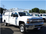 2017 Silverado 2500 Double Cab, Royal Service Bodies Service Body #173461 - photo 8