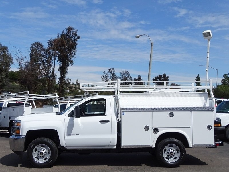 2017 Silverado 2500 Regular Cab, Royal Service Bodies Service Body #173542 - photo 2