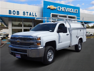 2017 Silverado 2500 Regular Cab, Royal Service Bodies Service Body #173542 - photo 1