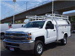 2017 Silverado 2500 Regular Cab, Royal Service Bodies Service Body #173542 - photo 3