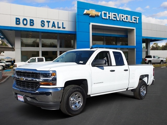 2017 Silverado 1500 Double Cab, Pickup #173586 - photo 1