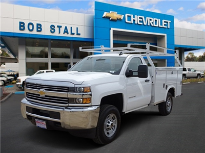 2017 Silverado 2500 Regular Cab, Royal Service Bodies Service Body #173609 - photo 1