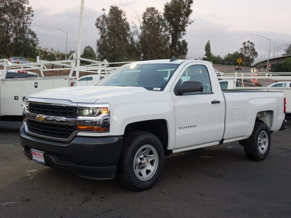 2018 Silverado 1500 Regular Cab, Pickup #183084 - photo 3