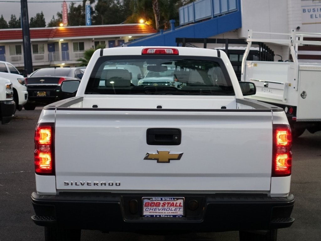 2018 Silverado 1500 Regular Cab, Pickup #183084 - photo 6