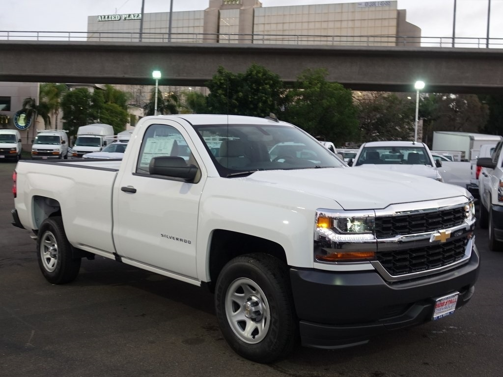 2018 Silverado 1500 Regular Cab, Pickup #183084 - photo 8