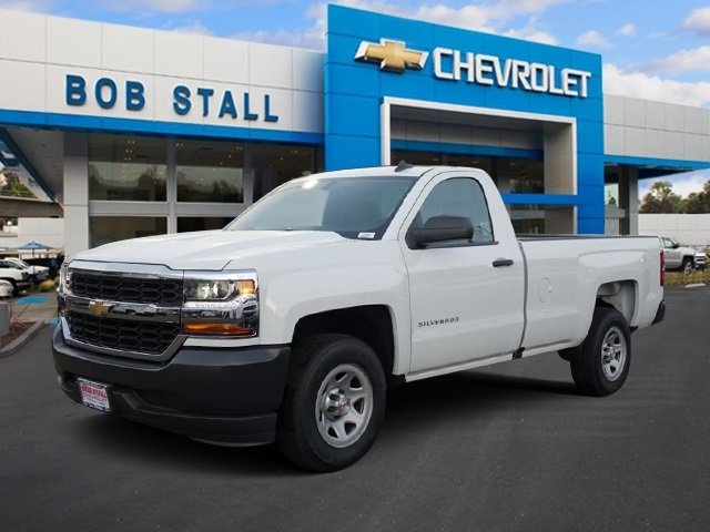 2018 Silverado 1500 Regular Cab, Pickup #183084 - photo 1
