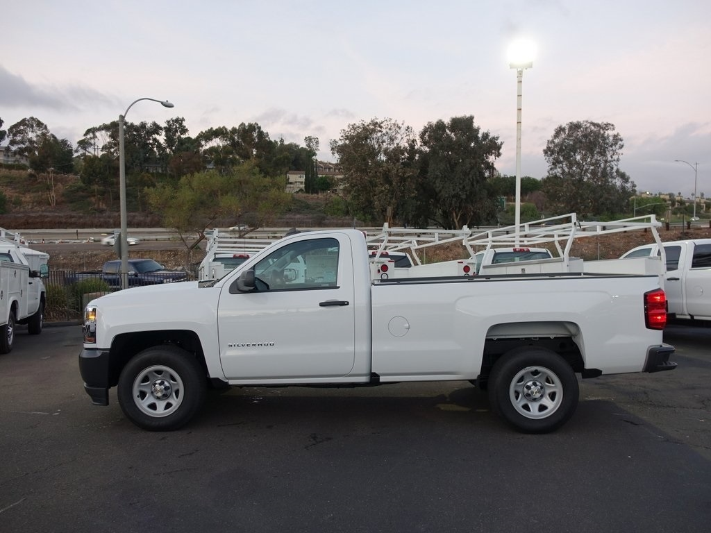 2018 Silverado 1500 Regular Cab,  Pickup #183096 - photo 4