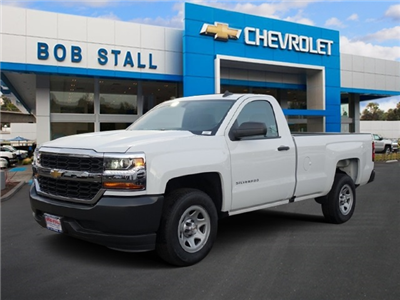 2018 Silverado 1500 Regular Cab,  Pickup #183096 - photo 1