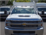 2018 Silverado 3500 Regular Cab DRW 4x2,  Royal Contractor Body #183148 - photo 4