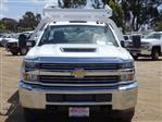 2018 Silverado 3500 Regular Cab DRW 4x2,  Royal Contractor Body #183171 - photo 4