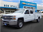 2018 Silverado 2500 Crew Cab 4x2,  Royal Service Body #183204 - photo 1