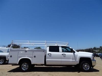 2018 Silverado 2500 Crew Cab,  Royal Service Bodies Service Body #183214 - photo 4
