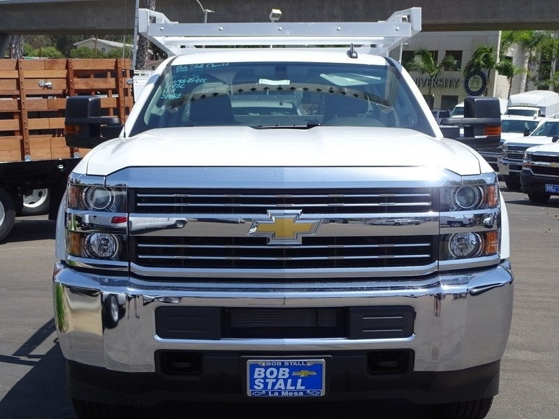 2018 Silverado 2500 Double Cab 4x2,  Royal Service Body #183234 - photo 5