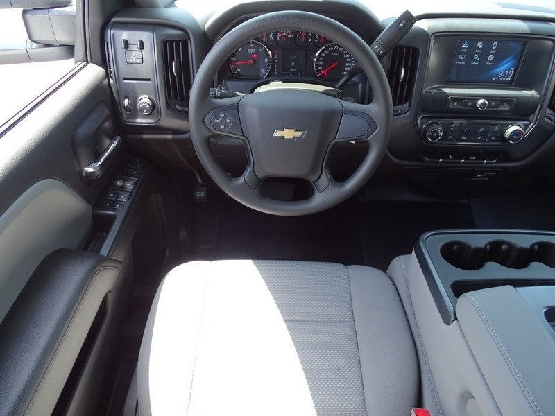 2018 Silverado 2500 Double Cab 4x2,  Royal Service Body #183234 - photo 6
