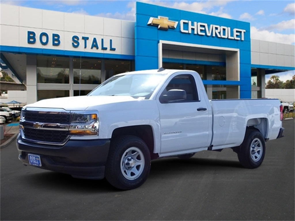 2018 Silverado 1500 Regular Cab 4x2,  Pickup #183243 - photo 1
