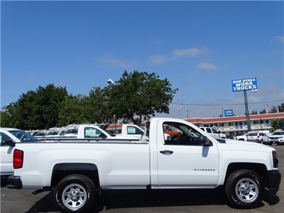2018 Silverado 1500 Regular Cab 4x2,  Pickup #183243 - photo 4