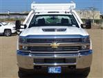 2018 Silverado 3500 Regular Cab DRW 4x2,  Royal Contractor Body #183246 - photo 10