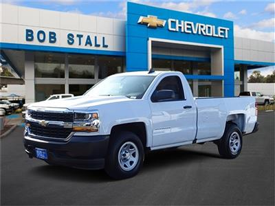 2018 Silverado 1500 Regular Cab 4x2,  Pickup #183298 - photo 1