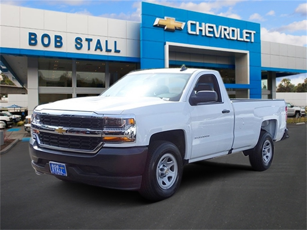 2018 Silverado 1500 Regular Cab 4x2,  Pickup #183304 - photo 1