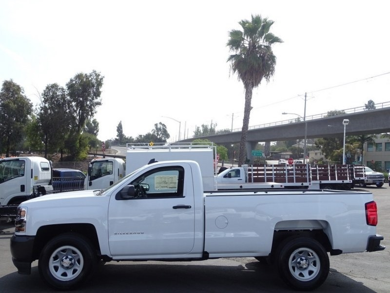 2018 Silverado 1500 Regular Cab 4x2,  Pickup #183304 - photo 3
