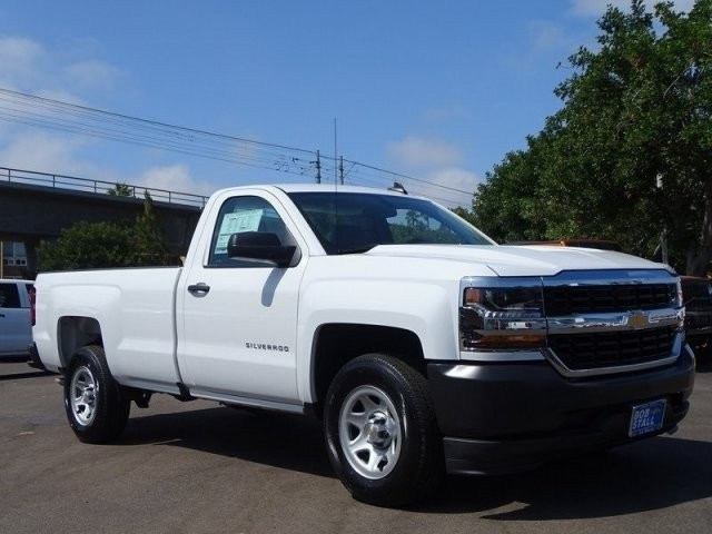 2018 Silverado 1500 Regular Cab 4x2,  Pickup #183325 - photo 4