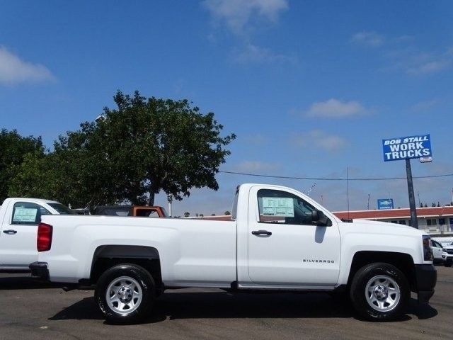 2018 Silverado 1500 Regular Cab 4x2,  Pickup #183325 - photo 5