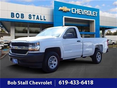 2018 Silverado 1500 Regular Cab 4x2,  Pickup #183325 - photo 1