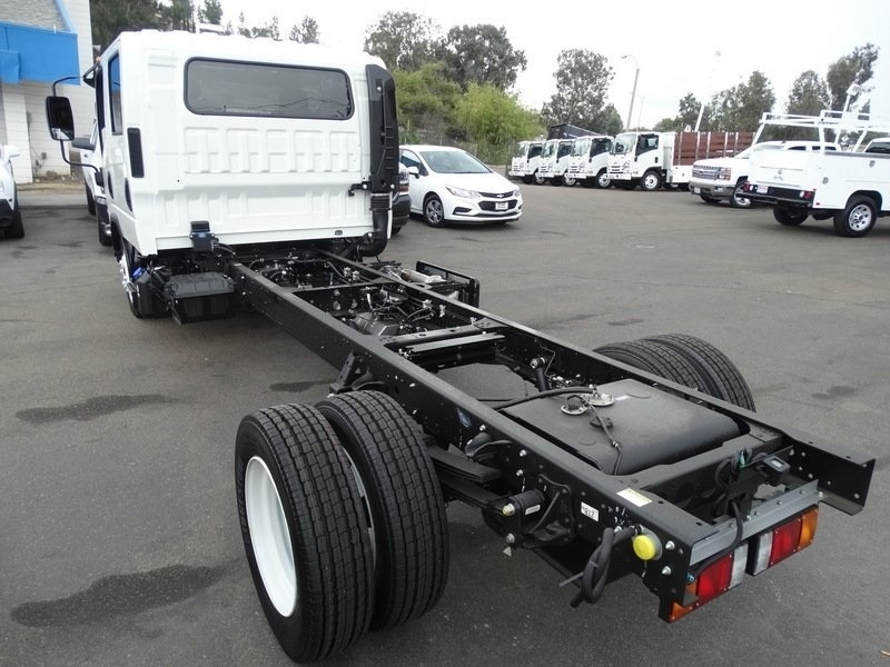 2018 LCF 5500HD Crew Cab,  Cab Chassis #184003 - photo 2
