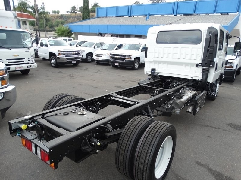 2018 LCF 5500HD Crew Cab,  Cab Chassis #184003 - photo 5