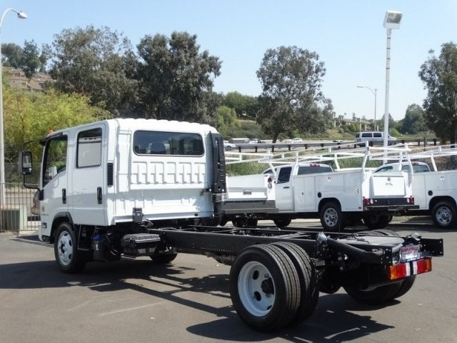 2018 LCF 5500HD Crew Cab,  Cab Chassis #184004 - photo 2