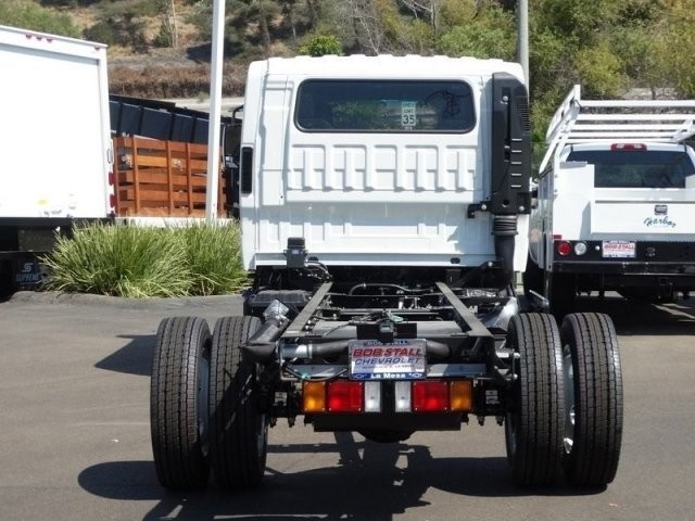 2018 LCF 5500HD Crew Cab,  Cab Chassis #184004 - photo 7